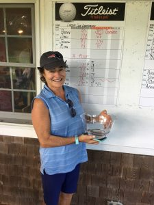 Ellen Brown - 2017 Ladies Champion