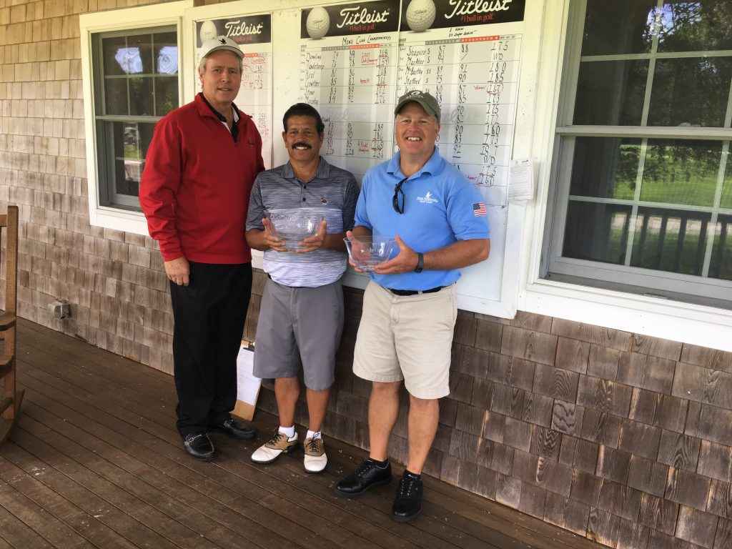 MMGC 2017 Club Champion & Runner Up